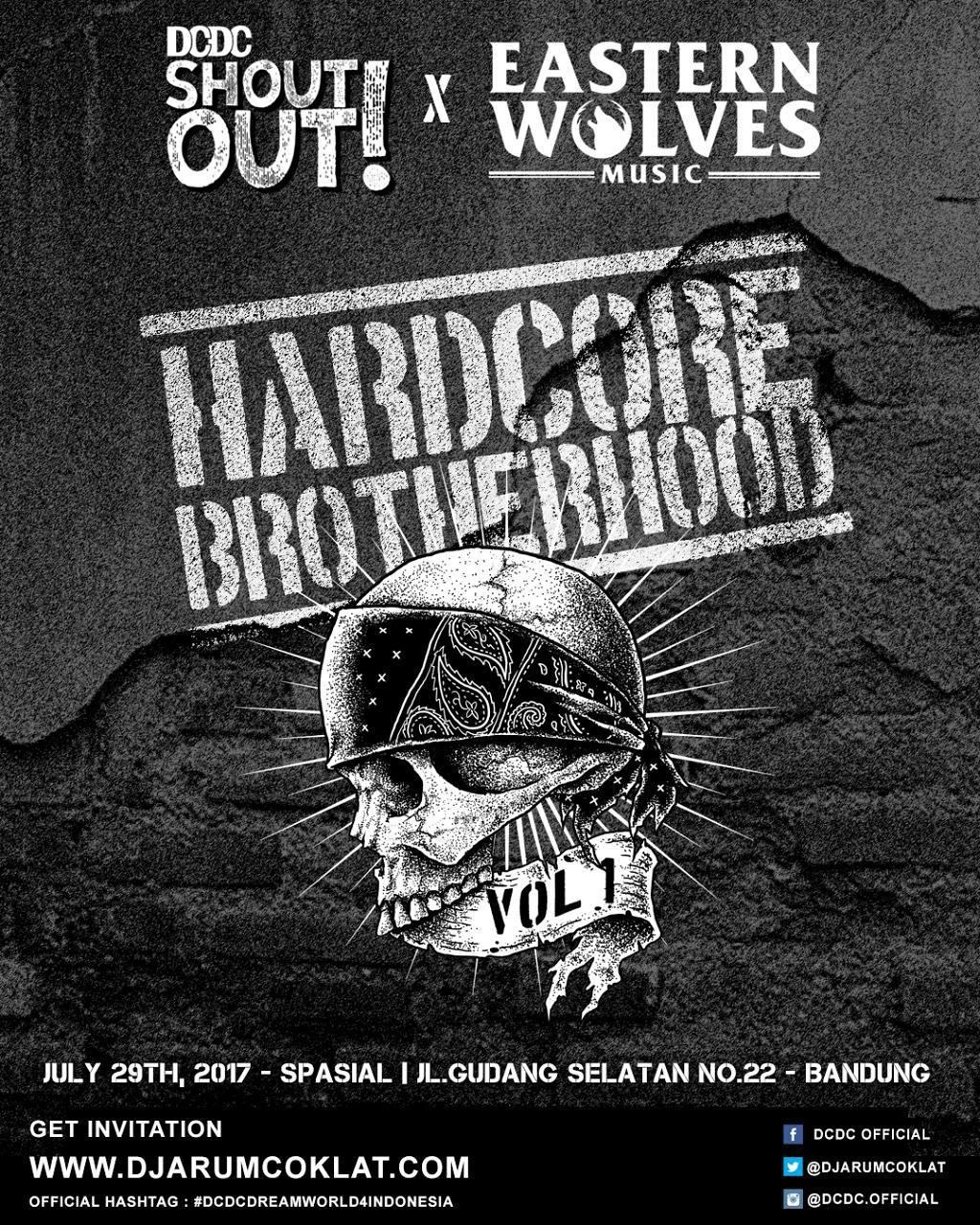 Hardcore Brotherhood Vol. 1