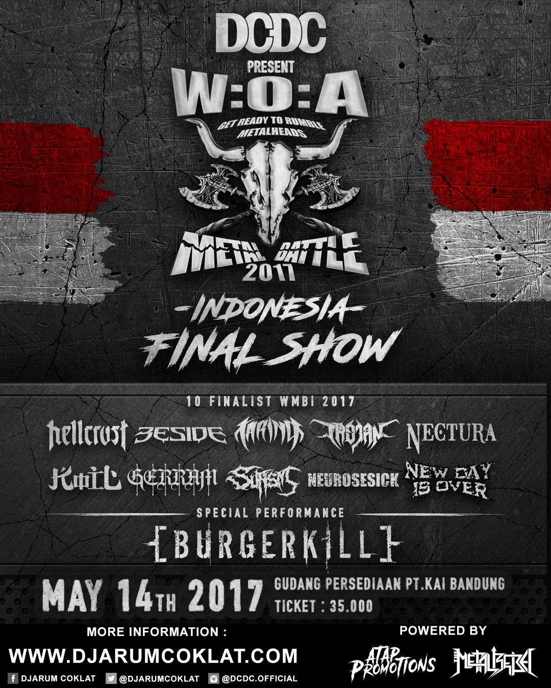 WMBI 2017 - Final Show