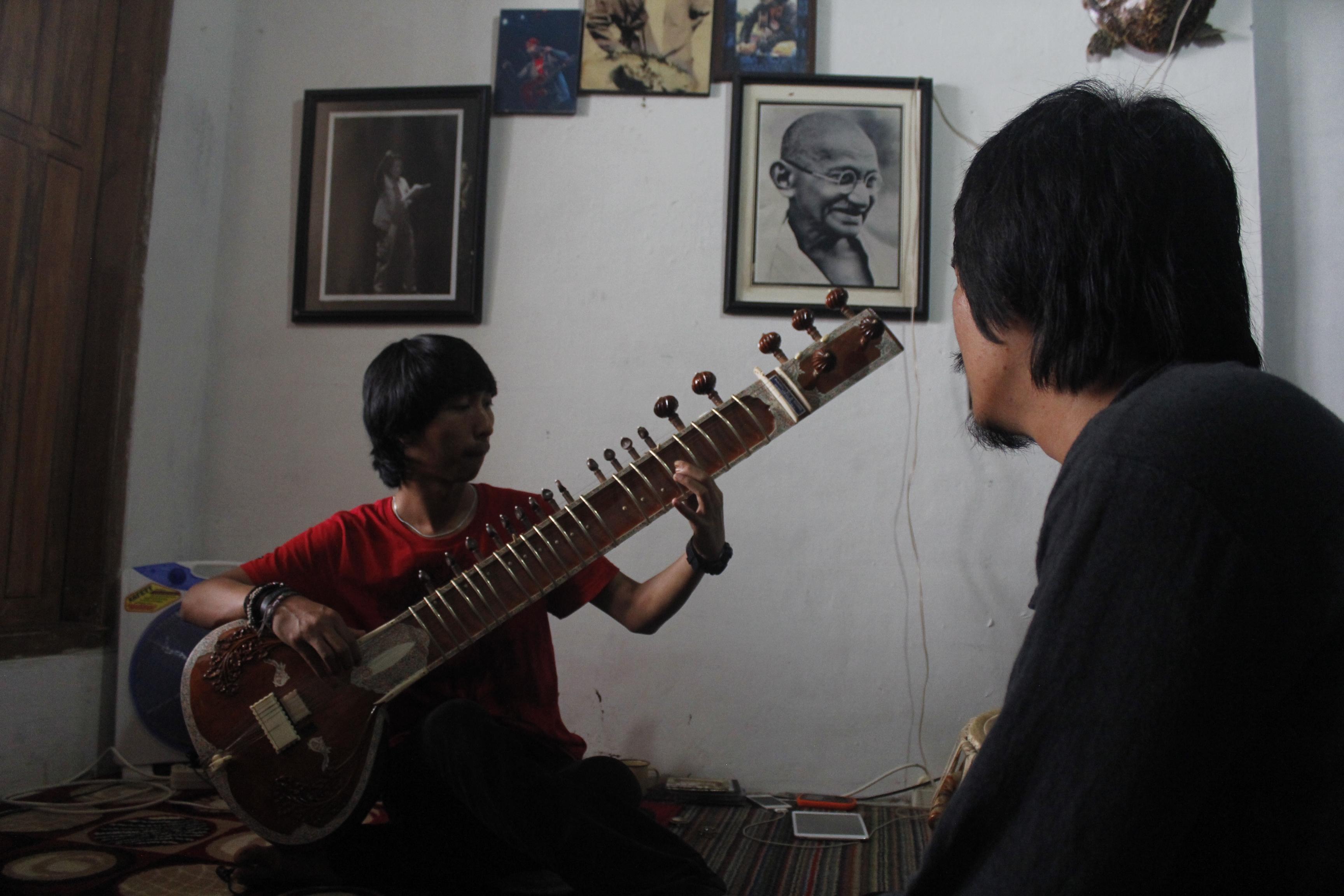 """Rumah Kultur 'Sitar"""""""