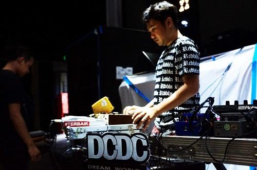 Bottlesmoker DCDCTour Soundcheck
