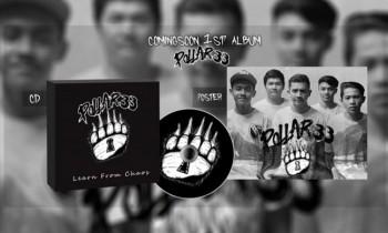 Tawarkan Hardcore yang Segar, Pollar33 Siap Guncangkan Album Perdana