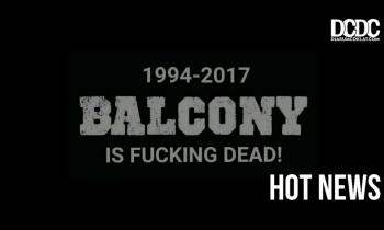 Berumur Lebih dari Dua Dekade, Akhirnya Balcony Harus Mati