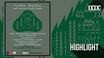 Turn Music, Pelita di Abstraknya Nasib Karya Para Musisi Indie