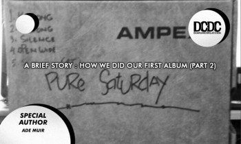 A brief story : How we did our first album (part 2)