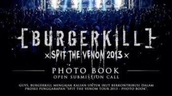Burgerkill Ajak Begundal Untuk Garab Photobook