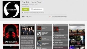 Captain Jack Mobile Android: Penggabungan Rock Dan Teknologi