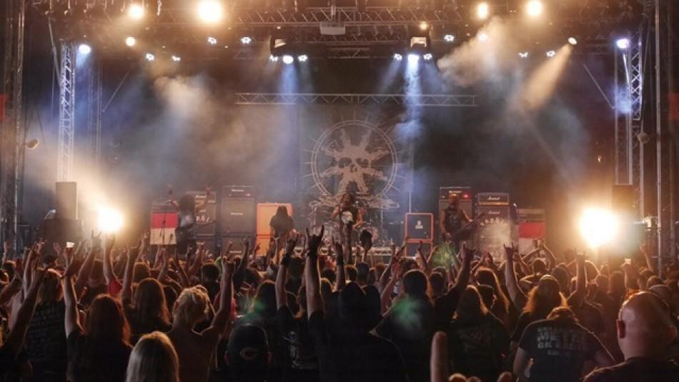 Burgerkill Sukses Gilas Bloodstock Festival 2015