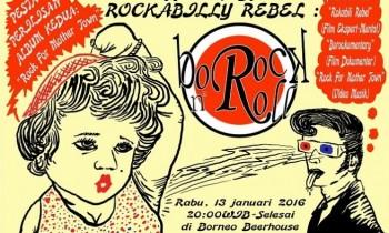 Borock N Roll: The Most Rockabilly Rebel