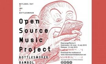Bottlesmoker Garap Proyek Untuk Netlabelday