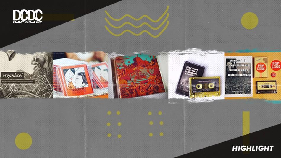 """Daftar Album Kompilasi Paling """"Hot"""" Pada Tahun 2016"""