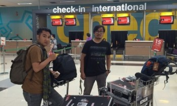 Tur #DCDCdreamworld Bagian II, Bottle Smoker Sambangi Vietnam dan Singapura