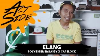 Elang (Polyester Embassy x Capslock)