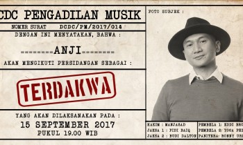 Karya Musik Terbaru Anji Akan Diperdebatkan di Meja Hijau Pengadilan Musik