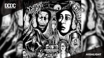 Review Album Kelelawar Malam Jalan Gelap