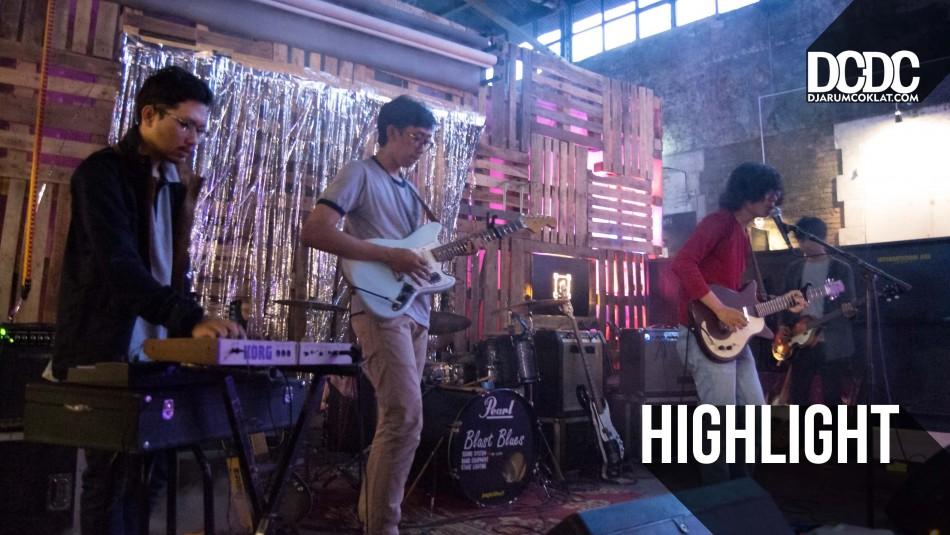 Reportase : Hadirnya Beberapa Grup Pendatang di Arus Musik Independen Lokal.