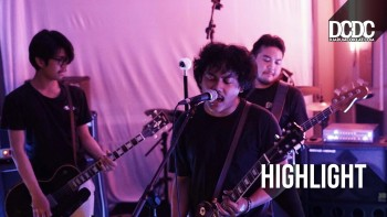 DCDC Substereo: Berpesta Ria Bersama Grup Rock Muda Asal Bandung, Lizzie