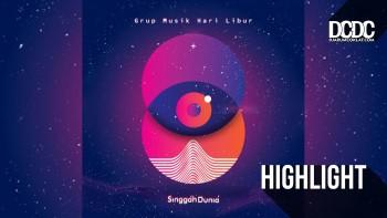 CD Review : Penggambaran Musik Indie Pop di Masa Depan, Ada Dalam Debut EP 'Singgah Dunia'.