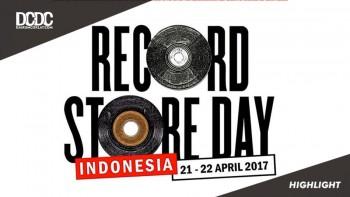 Berikut Daftar Kota yang Meriahkan Records Store Day Indonesia 2017