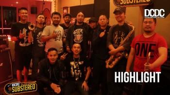 DCDC Substereo: Grup Legendaris Noin Bullet Menggoyang Selasa Malam di OZ Radio Bandung