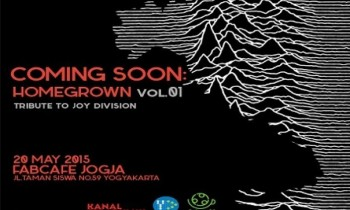 HOMEGROWN Vol.1: Tribute To Joy Division