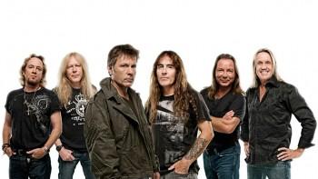 Iron Maiden, Monster Mengerikan dari Britania Raya Tampil di WOA 2016