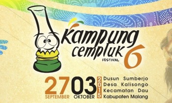 Kampung Cempluk Festival #6 'Harmoni Kampung Untuk Indonesia'