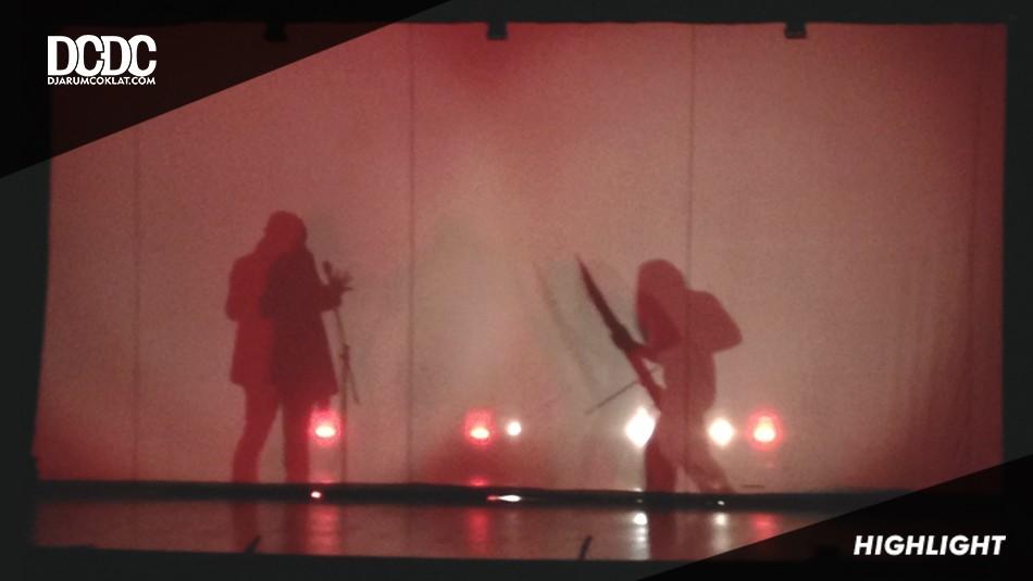 Konser Senyawa: Menemukan Otentisitas Musik Eksperimental
