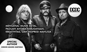 Mengenal Musik Metal, Paduan antara Kebudayaan, Kreativitas, dan Ekspresi Manusia