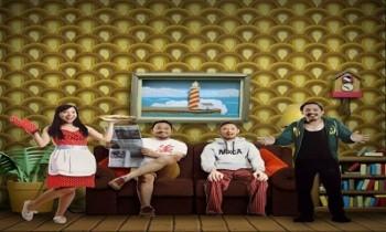 "Augmented Reality di Album ""Home""-Nya Mocca"