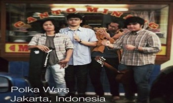 Klip 'Sanctuary' Kepunyaan Polka Wars Segera Hadir
