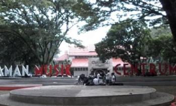 Ridwan Kamil Siapkan Taman Musik Untuk Launching Nanti