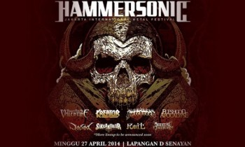 Line Up Hammersonic 2014