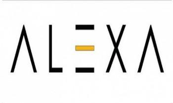 Tampilan Thematic Website ALEXA