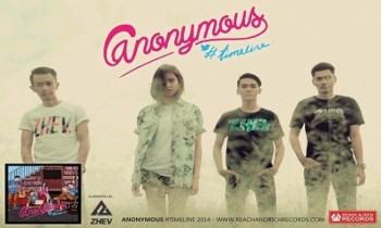 Anonymous Rilis Single Kedua dan Cover Lagu Nasional