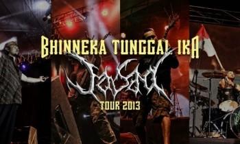 Bhinneka Tunggal Ika Jasad Tour 2013