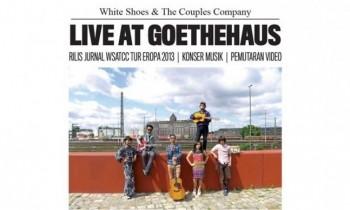 White Shoes & The Couples Company merilis jurnal Tur Eropa 2013