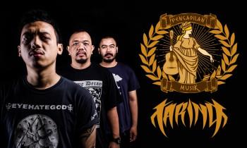 "Band Hardcore Taring Siap Uji ""Taring"" di Pengadilan Musik"