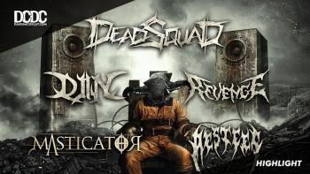 Reportase Everloud: Kesangaran dan Keriuhan Pesta Musik Metal Pada Tengah Pekan