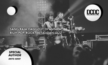 Sang Raja Dangdut Di Antara Riuh Pop, Rock, Metal dan Jazz