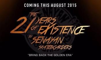 Skateboarder Senayan dan Usianya Ke-21