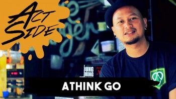 Act Side: Athink Go (Alone At Last /  Core Burger)