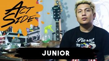 ActSide: Junior (Hari Generasi / Joey The Gangster)