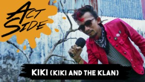Kiki (Kiki and The Klan /  Komik Komuk)
