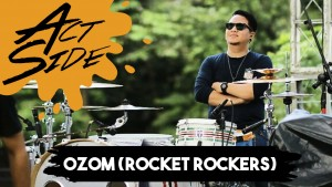 Act Side: Ozom (Rocket Rockers)