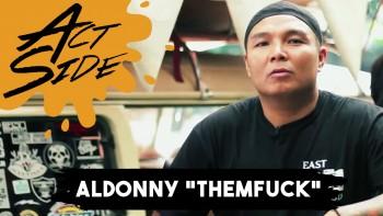 ActSide: Aldonny Themfuck (Jeruji / Baso Mas Tato)