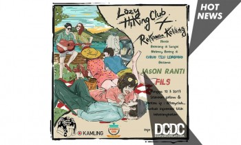 Komunitas Lazy Hiking Club Gelar Hiking Sambil Bermain Musik