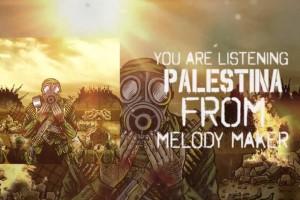 MELODY MAKER - PALESTINA (OFFICIAL VIDEO LYRIC)