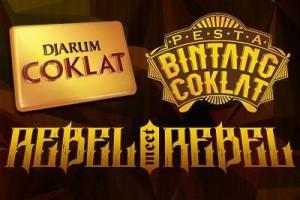 #PestaBintangCoklat #RebelMeetRebel Official Teaser