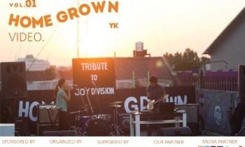 """Video """"HOMEGROWN Vol.1: Tribute to Joy Division"""" Telah Resmi Dirilis"""