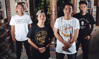 White Rose Akan Gelar Launching Album Debut 'Buka Mata Mereka'